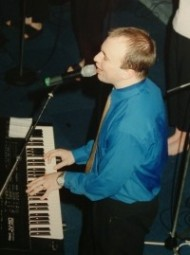 Mark Pugh on keys